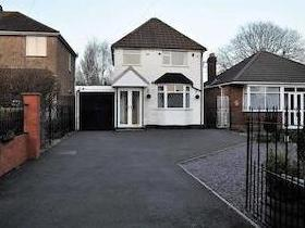 Bentley Lane, Short Heath, Willenhall Wv12
