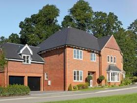 The Highclere Sp at Tile Barn Row, Woolton Hill, Newbury RG20