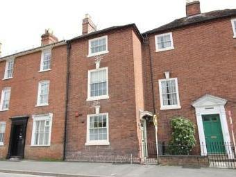 Henwick Road, Worcester WR2 - Listed