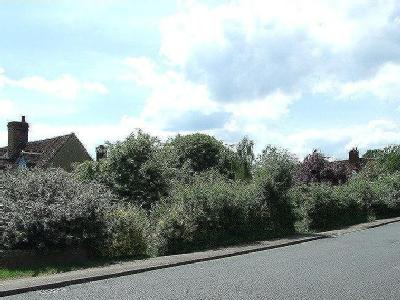 Development site at 41-43 Cause End Road