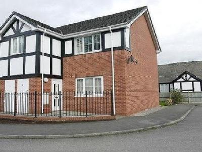 Drillfield Court, Northwich, Cw9