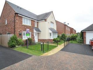 Lawley Way, Droitwich Wr9 - Detached