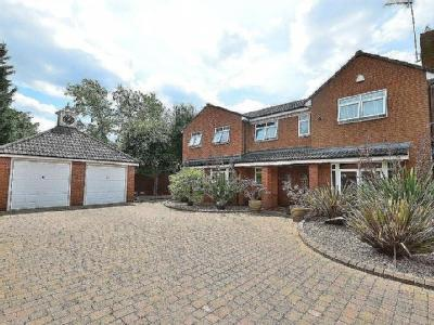 Edwinstowe Close, Weston Favell, NN3