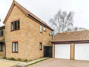 Thirlby Gardens, Ely Cb6 - Detached