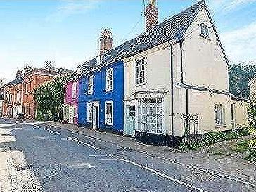 Bridge Street, Bungay, Suffolk, NR35
