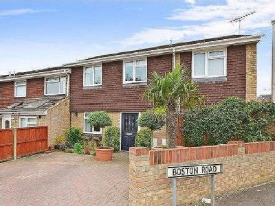 Courtfield Avenue, Lords Wood, Chatham, Kent, ME5