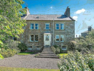 Belmont Place, Kelso, TD5 - Listed