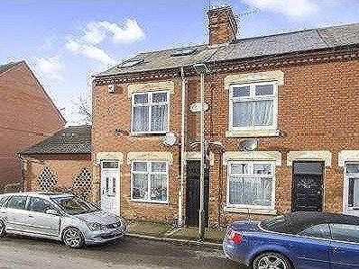 Beaumanor Road, Leicester, Leicestershire, Le4