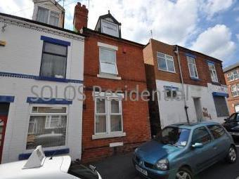 Harcourt Road, Forest Fields, Nottingham NG7