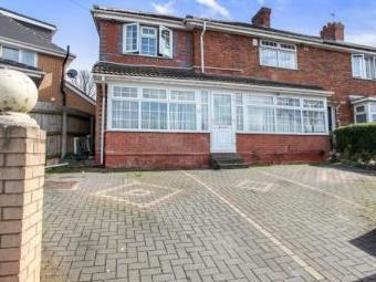 Drews Lane, Ward End, Birmingham, West Midlands B8