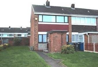 Keepers Close, Burntwood Ws7 - Garden