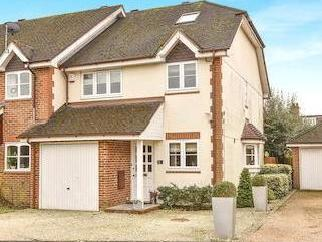 White Hart Close, Chalfont St. Giles, Buckinghamshire Hp8