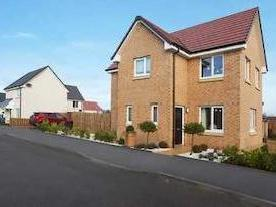 The Fyvie By Keepmoat Homes, Cooperfield, St. Ninians Road, Hamilton Ml3