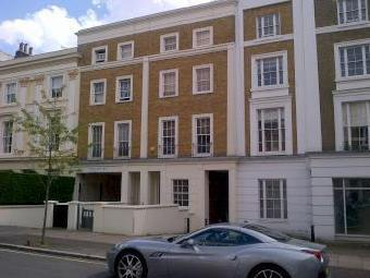Queens Grove, St Johns Wood, Swiss Cottage, North West London NW8