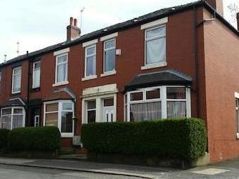 Royds Street, Rochdale, Greater Manchester. Ol16