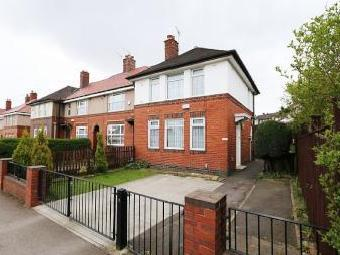 Eastern Avenue, Arbourthorne, Sheffield, South Yorkshire S2