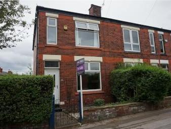 Adswood Road, Cale Green SK3 - Garden