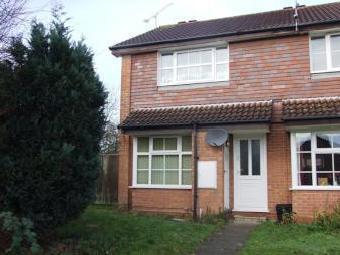 Armstrong Way, Woodley RG5 - Garden