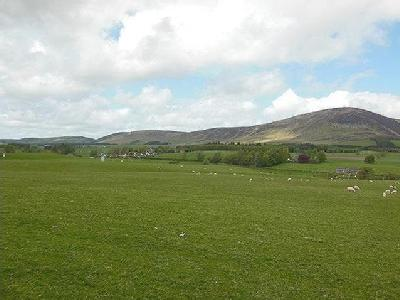 Field And Building Plot At Wiston, Millrigg Road, Wiston, Biggar, South Lanarkshire, Ml12