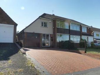 Dovedale Road, Ettingshall Park, Wolverhampton WV4