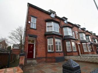Booth Avenue, Fallowfield, Manchester M14