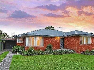 285 Somerville Road, Hornsby Heights, NSW, 2077