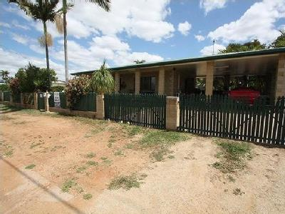 Mill Street, Charters Towers - Garden