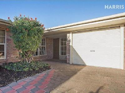Willoughby Court, Glengowrie - Patio