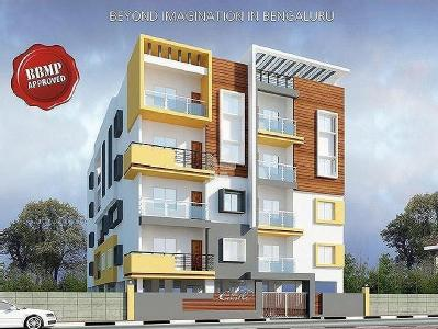 Sgs Sai Neo Castle, Kumaraswamy Layout, Bangalore, Near S.v. Party Hall, Kumaraswamy Layout, Bangalore