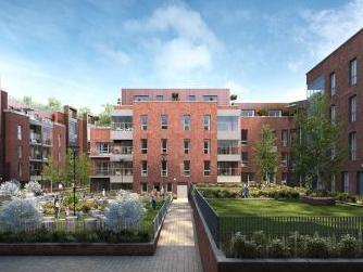 Fellows Square, Burnell Building, Cricklewood NW2