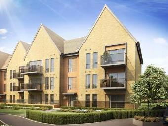 Scotney Apartments at Repton Avenue, Ashford TN23