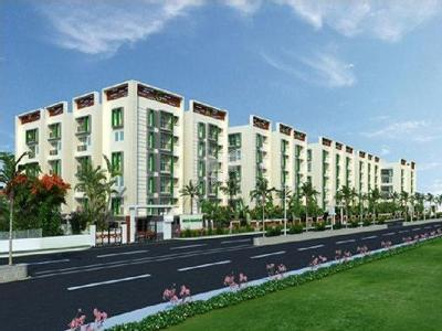 Muppa Green Grandeur, Gopanpally - Gachibowli, Near Citizens Hospital, Gopanpally, Hyderabad