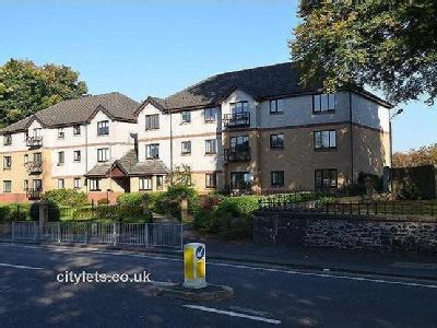 Annfield Gardens, Stirling Town, Stirling, Fk8