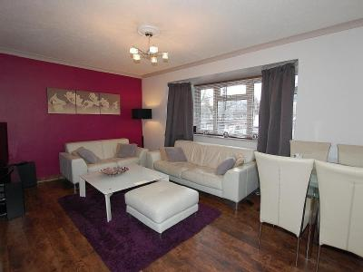 Flat, Willow House, Br2 - Unfurnished