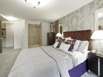 Typical Bedroom At Top Farm Court, Top Street, Bawtry, Doncaster Dn10