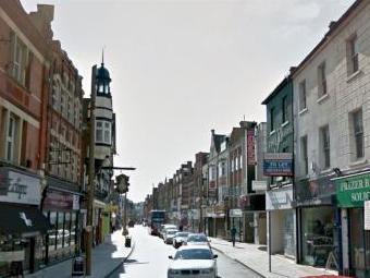 High Street, Bromley Br1 - Listed