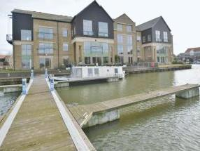 Marine Point Apartments, Marine Approach, Burton Waters, Lincoln LN1
