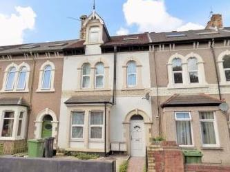 Clive Street, Cardiff CF11 - Freehold