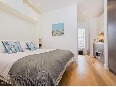 Studio flat for sale - Conversion