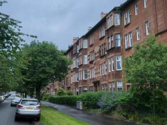 Edgehill Road, Glasgow G11 - Garden