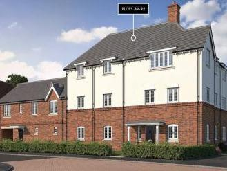 The Mews Apartments at Park Road, Hagley, Stourbridge DY9
