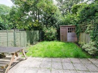Woodlands Road, Harrow Ha1 - Garden