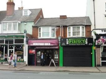 Commercial Road, Hereford HR1