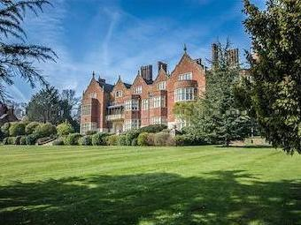 Goldings Hall, Hertford, Herts Sg14