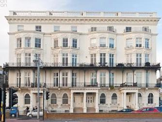 Adelaide Mansions, Hove Bn3 - Garden
