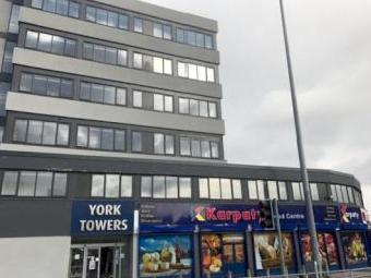 York Towers, York Road, Leeds Ls9