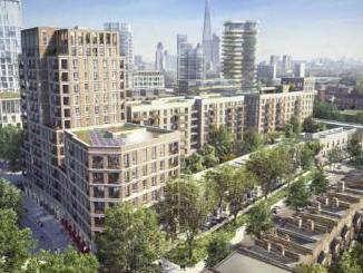 Orchard View, Elephant And Castle, London SE1