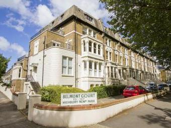 Belmont Court, Highbury New Park N5