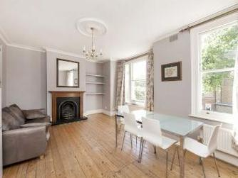 Hereford Road, London W3 - Reception