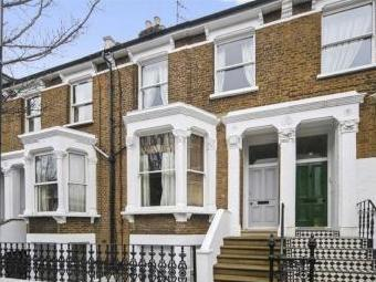 Railway Cottages, Sulgrave Road, London W6